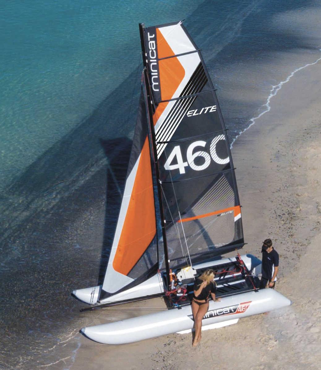 minicat 460 Elite Carbon
